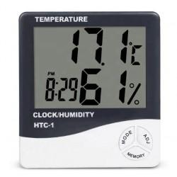 Hygromètre extension de cils mesure de la température et de l'humidité