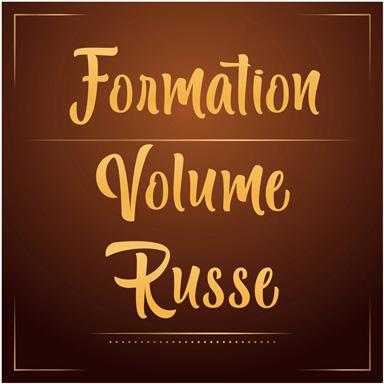 Formation Extension De Cils Volume Russe